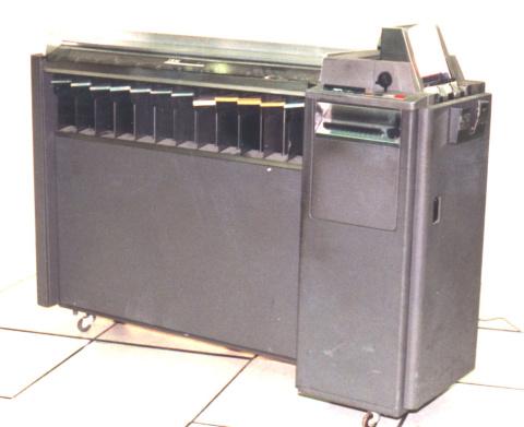 Clasificadora IBM 83 Sorter