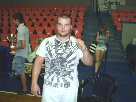 Vicecampeón de Bulgaria